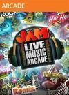 Jam Live Music Arcade XBLA para Xbox 360