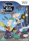 Phineas y Ferb: A Través de la Segunda Dimensión para Wii