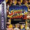 Super Street Fighter 2 Turbo Revival para Game Boy Advance