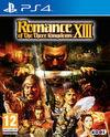 Romance of the Three Kingdoms XIII para PlayStation 4