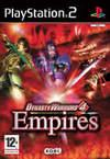 Dynasty Warriors 4 Empires para PlayStation 2
