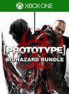 Prototype Biohazard Bundle para PlayStation 4
