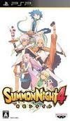 Summon Night 4 para PSP