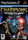 Champions: Return to Arms para PlayStation 2