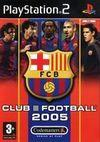 FC Barcelona Club Football 2005 para PlayStation 2
