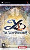Ys: The Ark of Napishtim para PSP