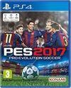Pro Evolution Soccer 2017 para PlayStation 4