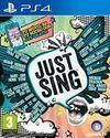 Just Sing para PlayStation 4