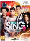 Let's Sing 9 Versión Española para Wii