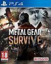 Metal Gear Survive para PlayStation 4