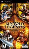Untold Legends: Brotherhood of the Blade para PSP