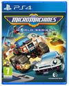 Micro Machines World Series para PlayStation 4