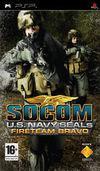 SOCOM: U.S. Navy Seals Fireteam Bravo para PSP