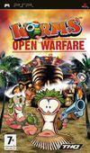 Worms Open Warfare para PSP