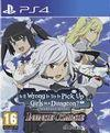 Is It Wrong to Try to Pick Up Girls in a Dungeon? - Infinite Combate para PlayStation 4