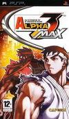 Street Fighter Alpha 3 Max para PSP