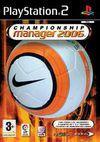 Championship Manager 2006 para PlayStation 2