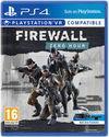 Firewall Zero Hour para PlayStation 4
