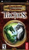 Dungeons & Dragons Tactics para PSP