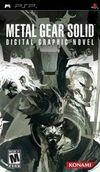 Metal Gear Solid Digital Graphic Novel para PSP