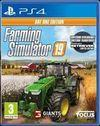 Farming Simulator 19 para PlayStation 4