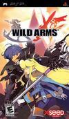 Wild Arms XF para PSP