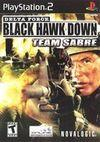 Delta Force Black Hawk Down Team Sabre para PlayStation 2