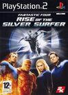 Los 4 Fantásticos: Rise of the Silver Surfer para PlayStation 2