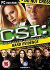 CSI Pruebas Ocultas para Xbox 360