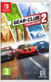 Gear.Club Unlimited 2 para Nintendo Switch