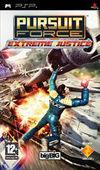 Pursuit Force Justicia Extrema para PSP