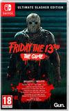 Friday the 13th: The Game Ultimate Slasher Edition para Nintendo Switch