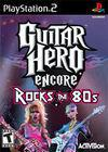 Guitar Hero: Rocks the 80's para PlayStation 2