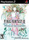 Final Fantasy XI: Wings of the Goddess para PlayStation 2