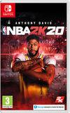 NBA 2K20 para Nintendo Switch