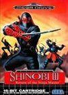 Shinobi III: Return of Master Ninja CV para Wii