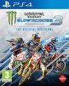 Monster Energy Supercross: The Official Videogame 3 para PlayStation 4