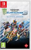 Monster Energy Supercross: The Official Videogame 3 para Nintendo Switch