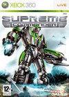 Supreme Commander para Xbox 360