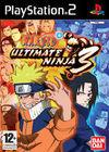 Naruto Ultimate Ninja 3 para PlayStation 2