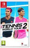 Tennis World Tour 2 para PlayStation 4