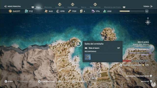 Creed Cómo Odyssey Trofeos Guía De Todos Assassin's Conseguirlos 4AL3Rj5
