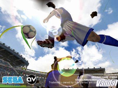 Nuevas imágenes de Virtua Striker 3 GC