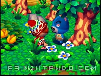 Animal Forest para Gamecube: el fetiche de Miyamoto