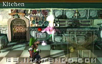 Imágenes de Luigi's Mansion