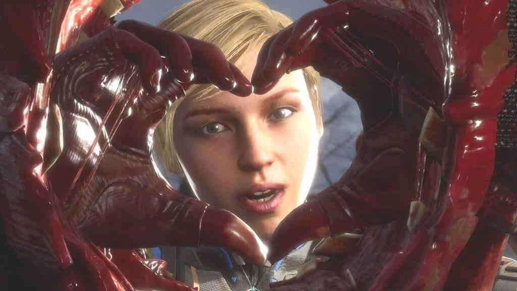 Mortal Kombat 11: Cassie Cage muestra su ataque