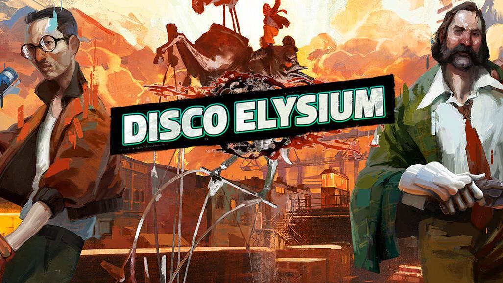 """Resultado de imagen de disco elysium"""""""