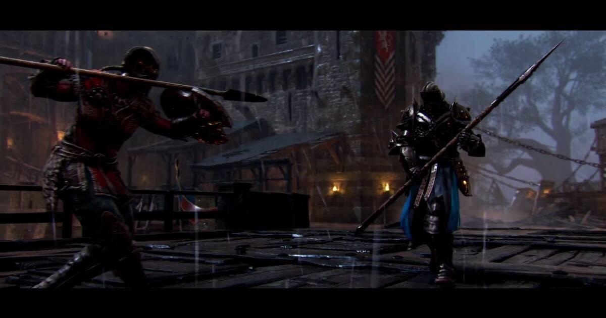 For Honor presenta en vídeo tres nuevos personajes