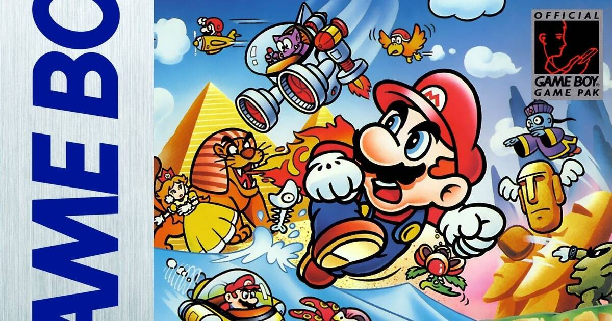 Recrean Super Mario Land de Game Boy en Super Mario Maker