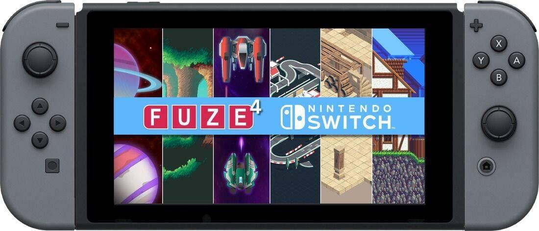 Fuze Para Nintendo Switch Buscara Que Programemos Nuestros Propios